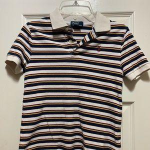 Boys Ralph Lauren Polo shirt. Size 7